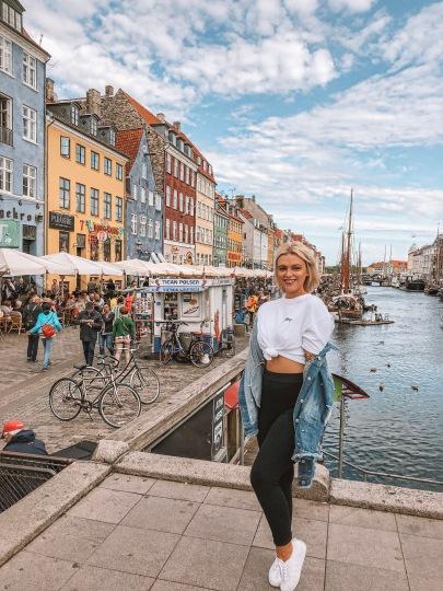 Copenhagen Nyhaven Pic